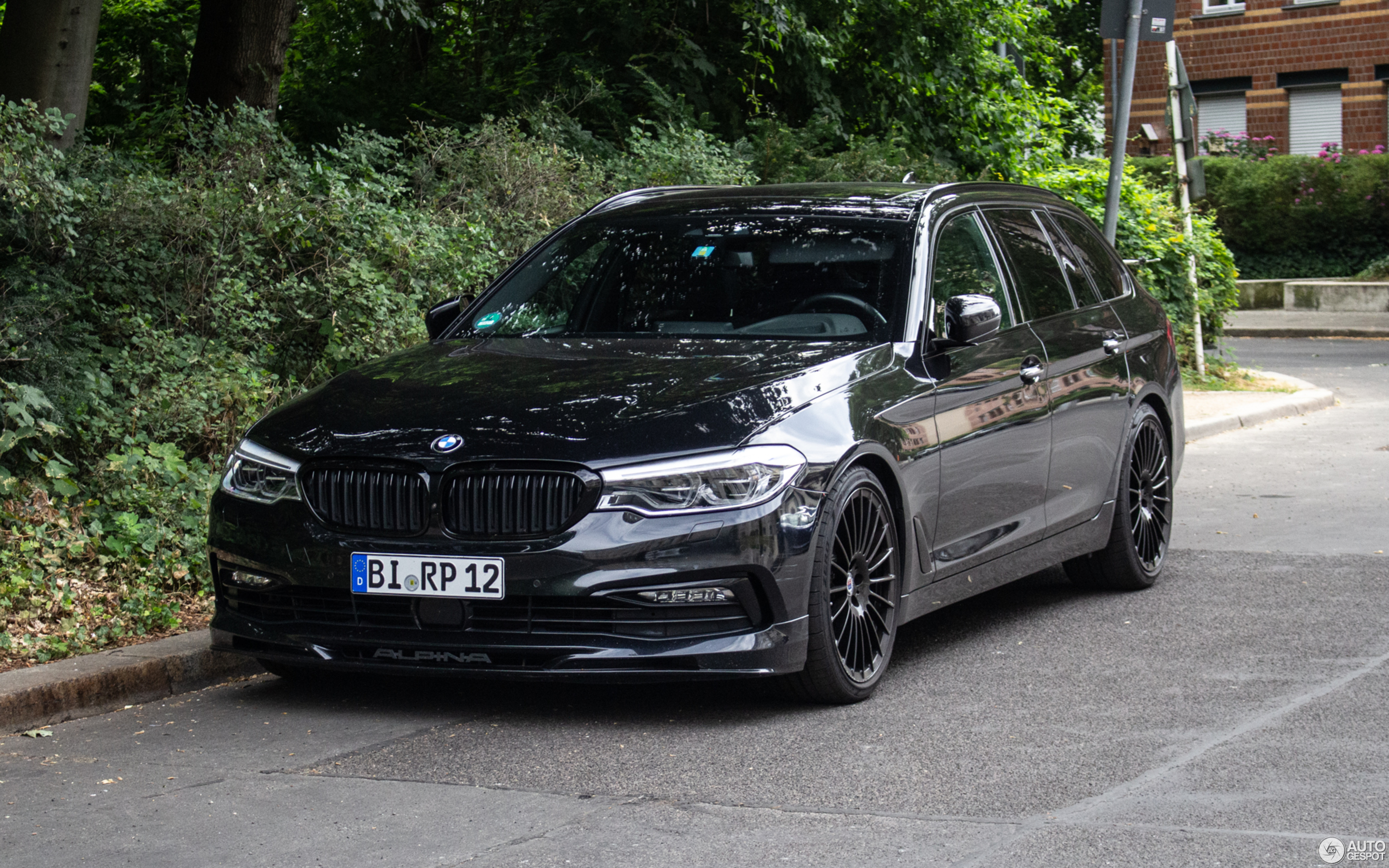 Alpina D5 S Biturbo Touring 2017