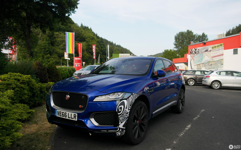 Jaguar F Pace 2020 28 July 2019 Autogespot