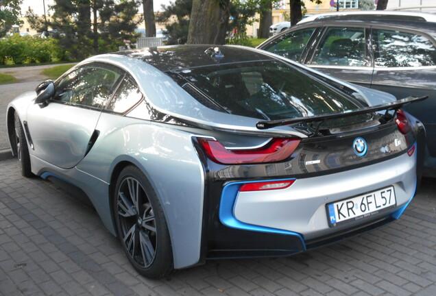 BMW AC Schnitzer i8