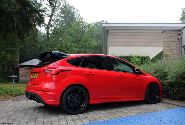 Ford Focus RS Race Red Edition 2018