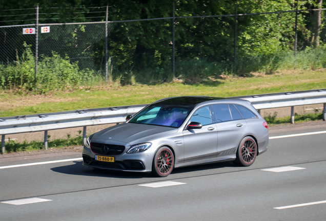 Mercedes-AMG C 63 S Estate S205 Edition 1