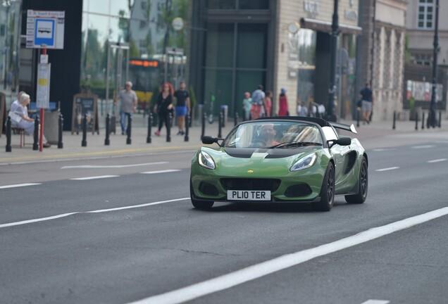 Lotus Elise S3 250 Cup 2017