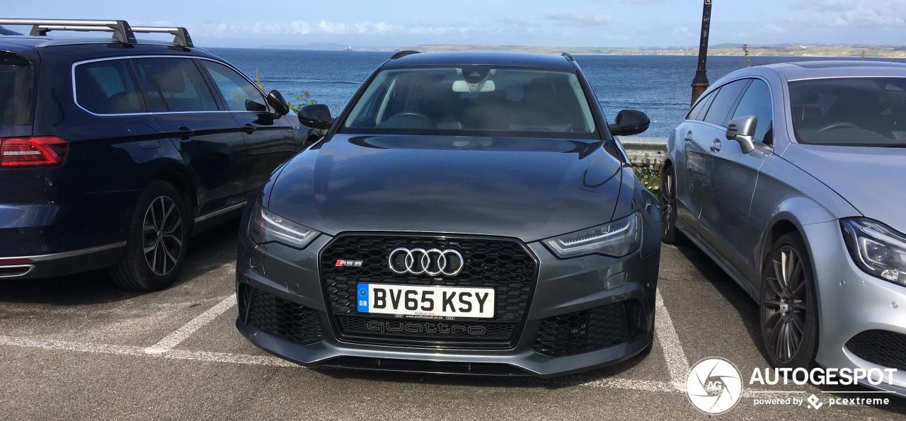 Audi RS6 Avant C7 2015 - 1 August 2019 - Autogespot