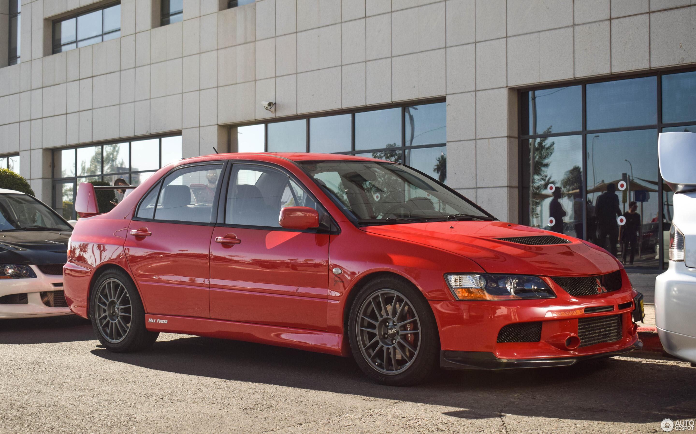 Mitsubishi Lancer Evolution IX AMS Performance