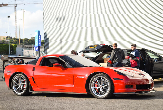 Chevrolet Corvette C6 Z06 APR Performance