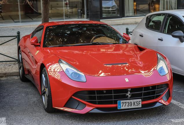Ferrari F12berlinetta