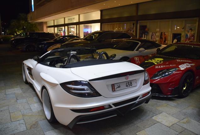 Mercedes-Benz FAB Design SLR McLaren Roadster Desire