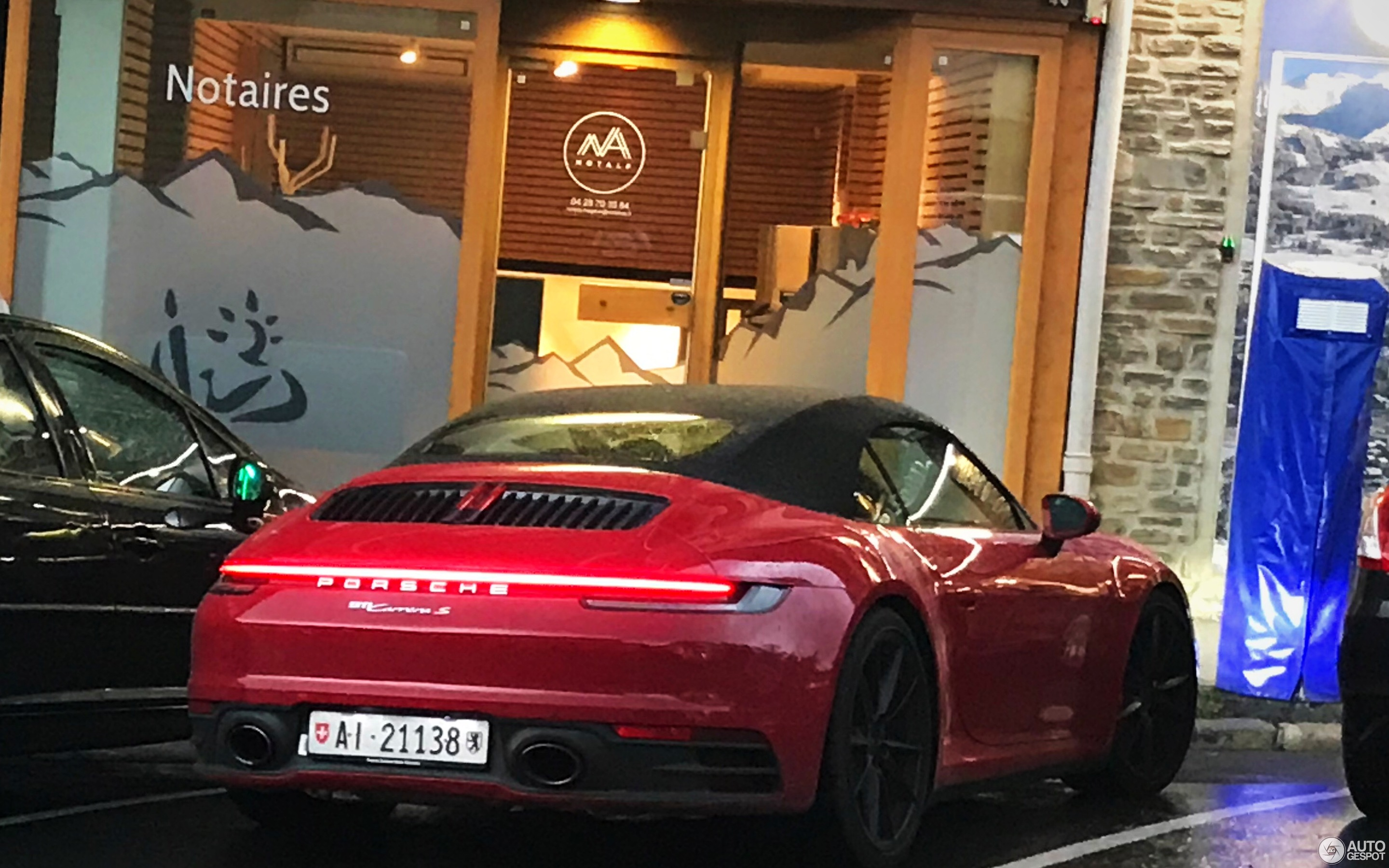 Porsche 992 Carrera S Cabriolet 4 August 2019 Autogespot