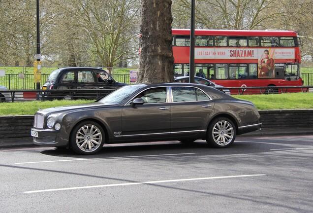 Bentley Mansory Mulsanne 2009