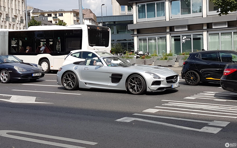 Mercedes-Benz Inden Design SLS AMG Roadster
