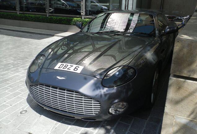 Aston Martin DB7 Zagato