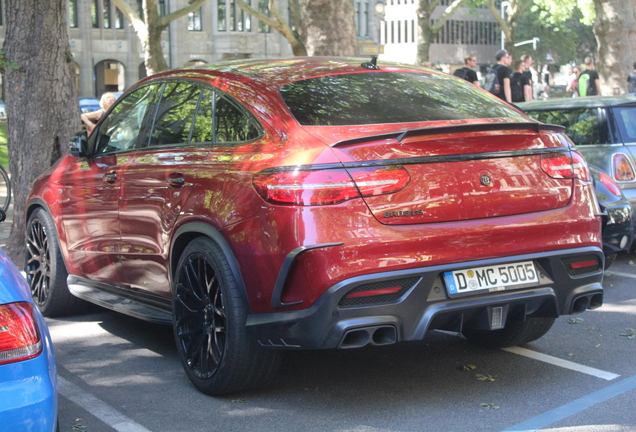 Mercedes-AMG Brabus GLE Coupé B 63S-700