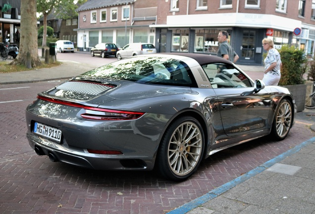Porsche 991 Targa 4 GTS MkII Exclusive Manufaktur Edition