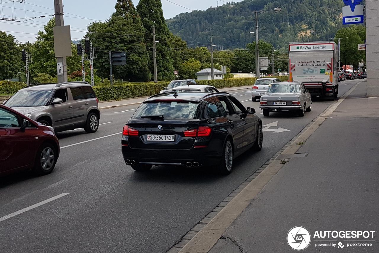 Alpina D5 BiTurbo Touring