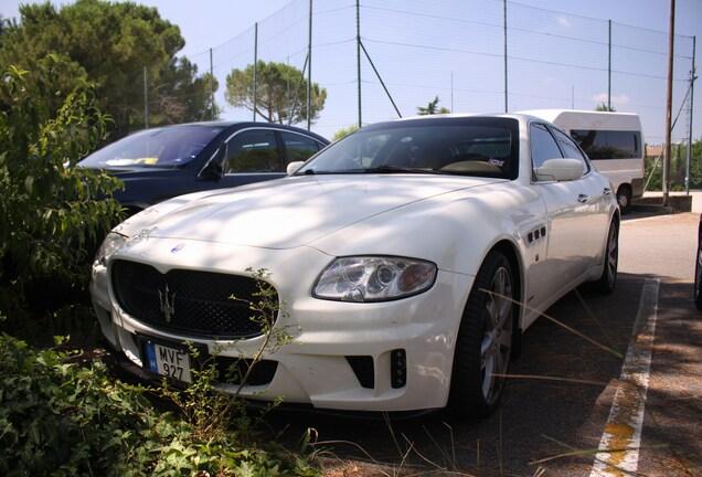 Maserati Quattroporte Wald Black Bison Edition