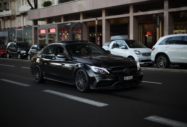 Mercedes-AMG Brabus C B40S-650 W205