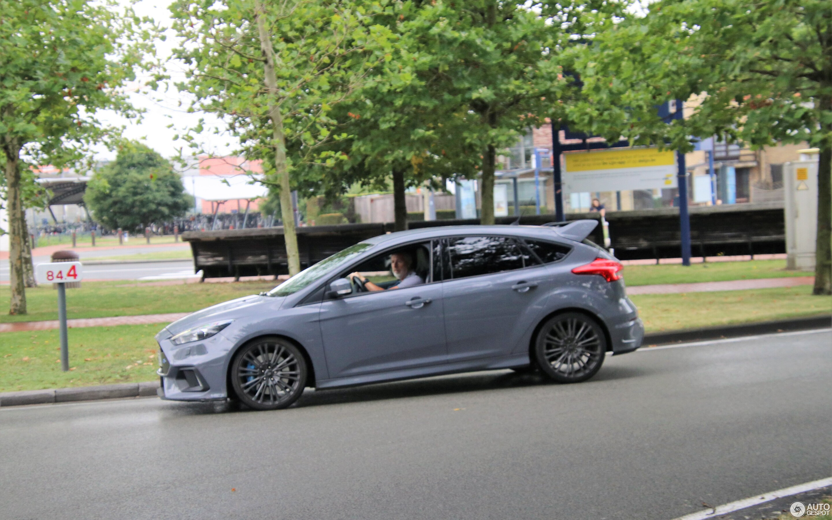 Ford Focus RS 2015