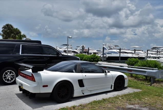 Acura NSX-T 2002-2005