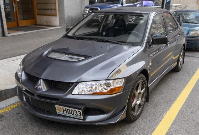 Mitsubishi Lancer Evolution VIII MR