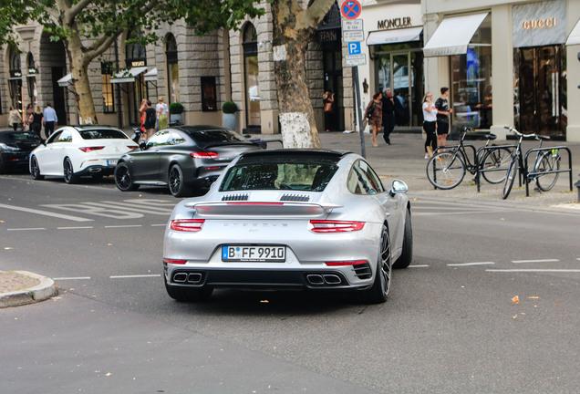 Porsche 991 Turbo MkII