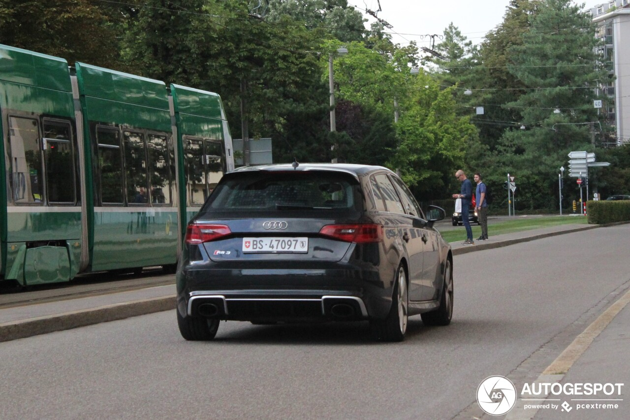 Audi RS3 Sportback 8V - 11 August 2019 - Autogespot