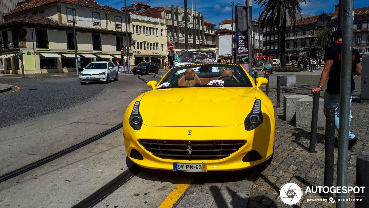 Ferrari California T - 11 August 2019 - Autogespot