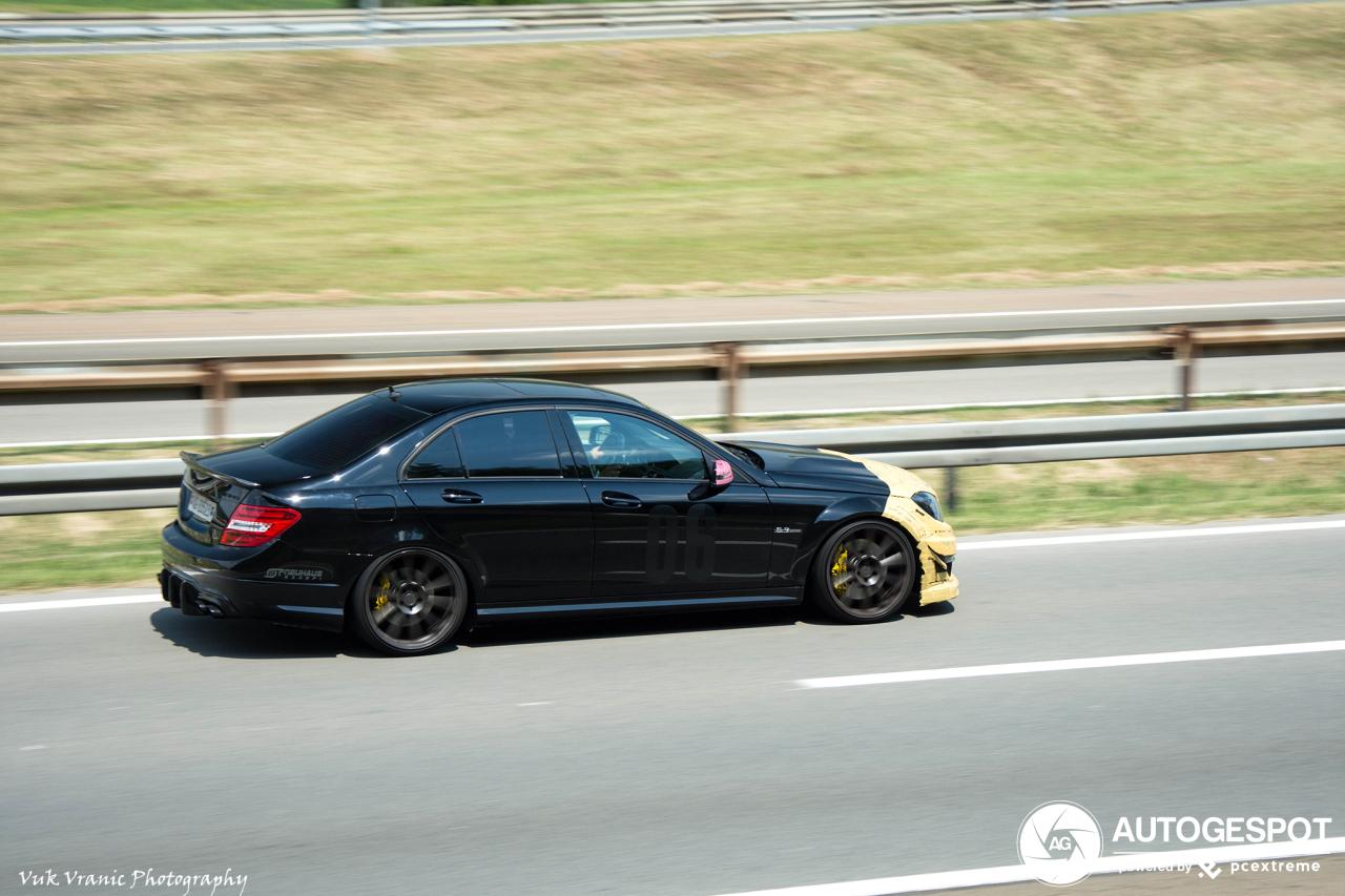 Mercedes-Benz C 63 AMG W204 2012 - 11 August 2019 - Autogespot