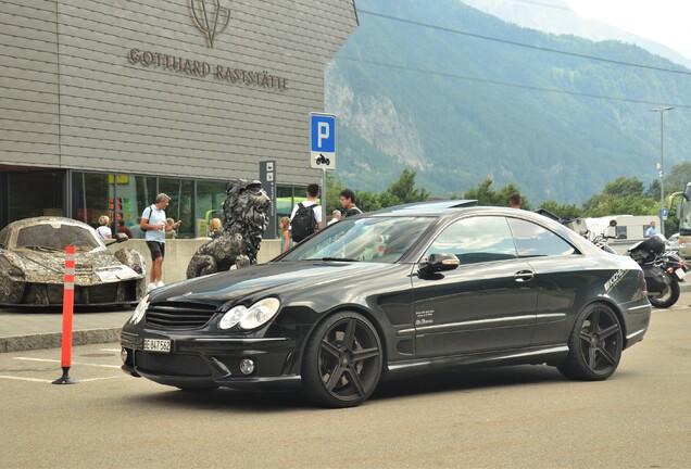 Mercedes-Benz Kicherer CLK 63 AMG