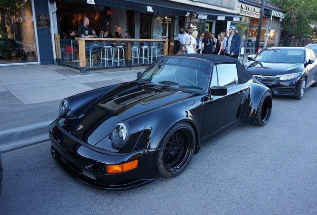 Porsche Rauh-Welt Begriff 964 Cabriolet