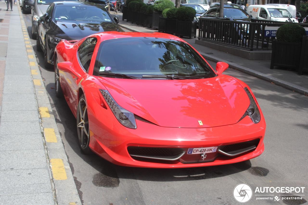 Ferrari 458 Spider 12 August 2019 Autogespot