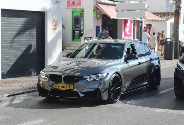 BMW G-Power M3 F80 Sedan 2016