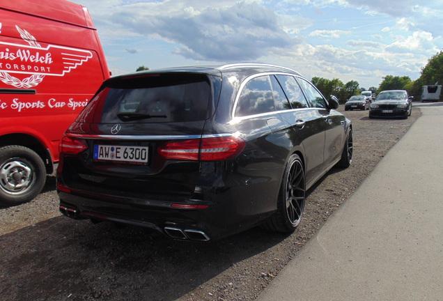 Mercedes-AMG E 63 Estate S213