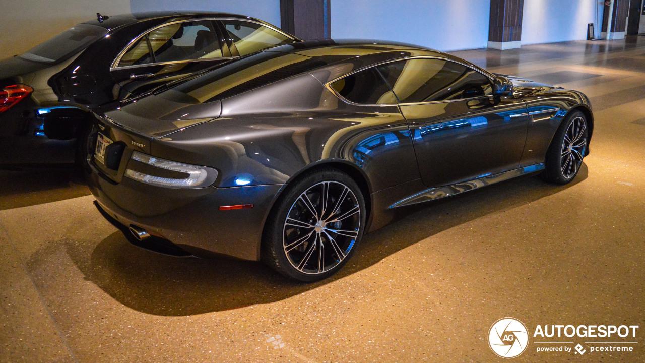 Aston Martin Virage 2011 13 August 2019 Autogespot