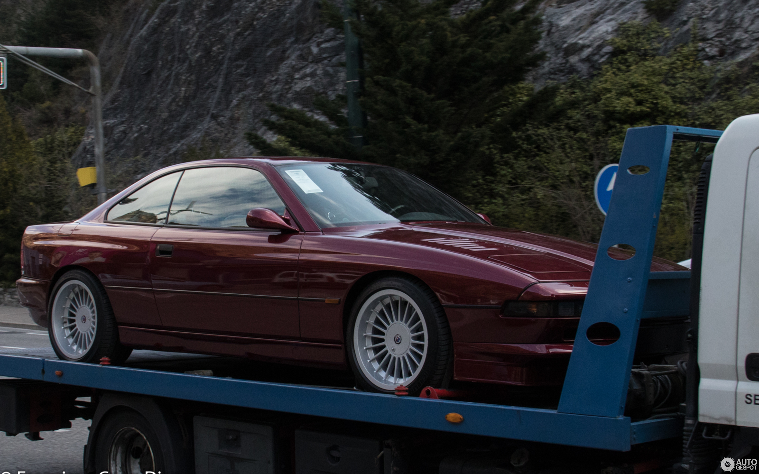 Alpina B12 5.7 Coupé