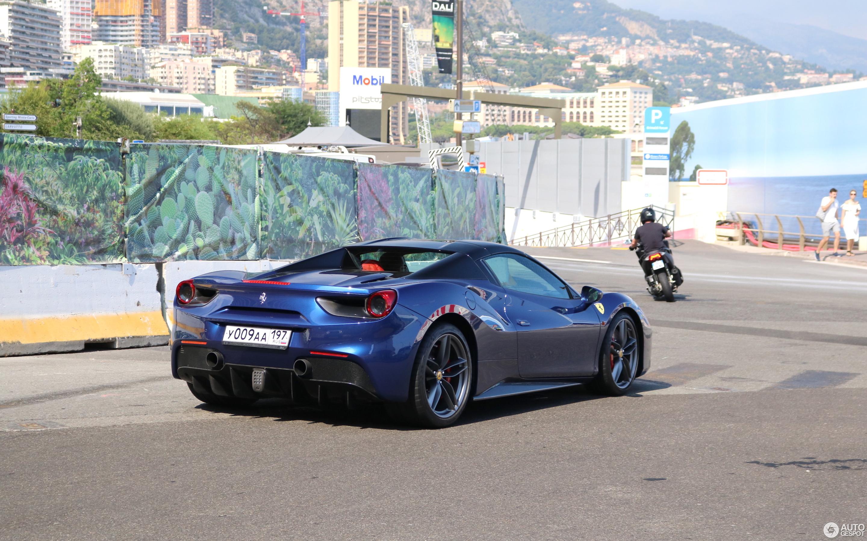 Ferrari 488 Spider 13 August 2019 Autogespot