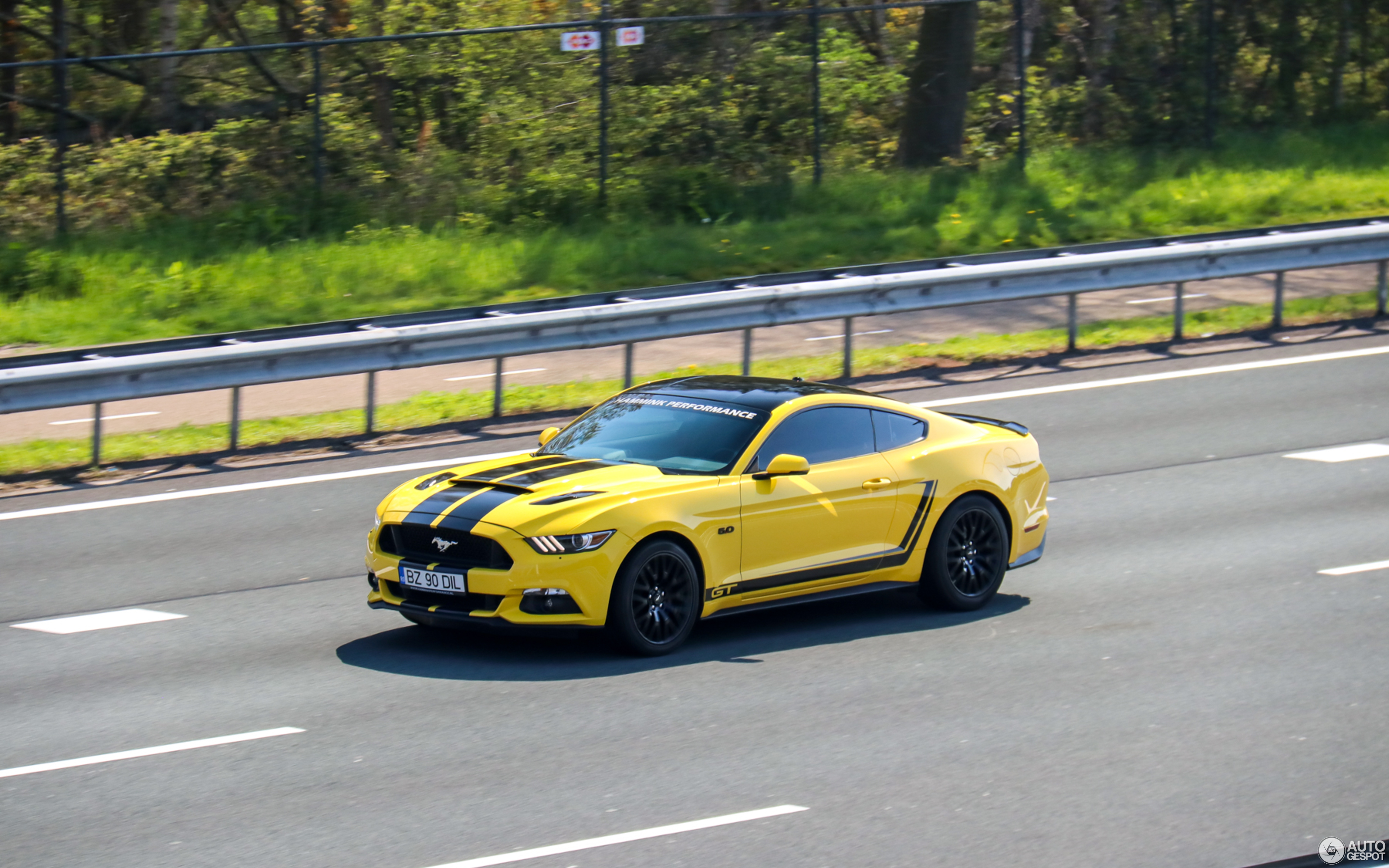 Ford Mustang GT 2015 Hammink Performance