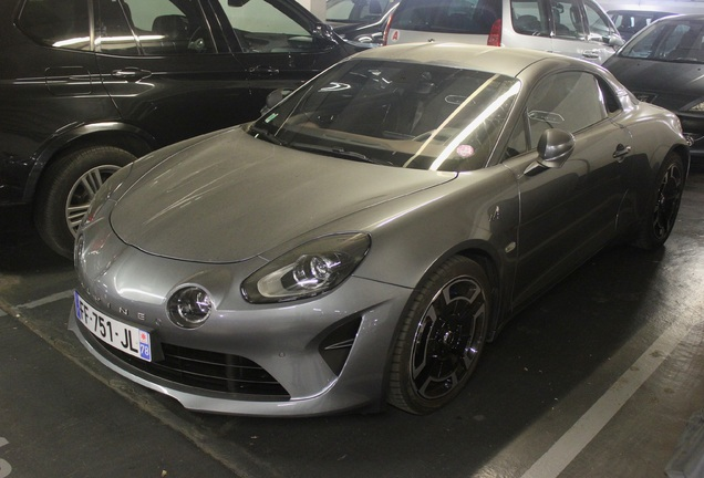 Alpine A110 2018 Legende Edition