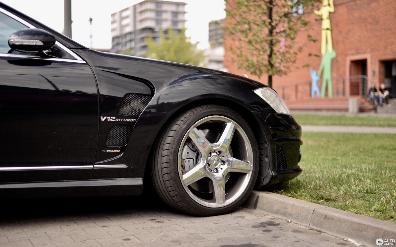 Mercedes-Benz S 65 AMG V221 Renntech