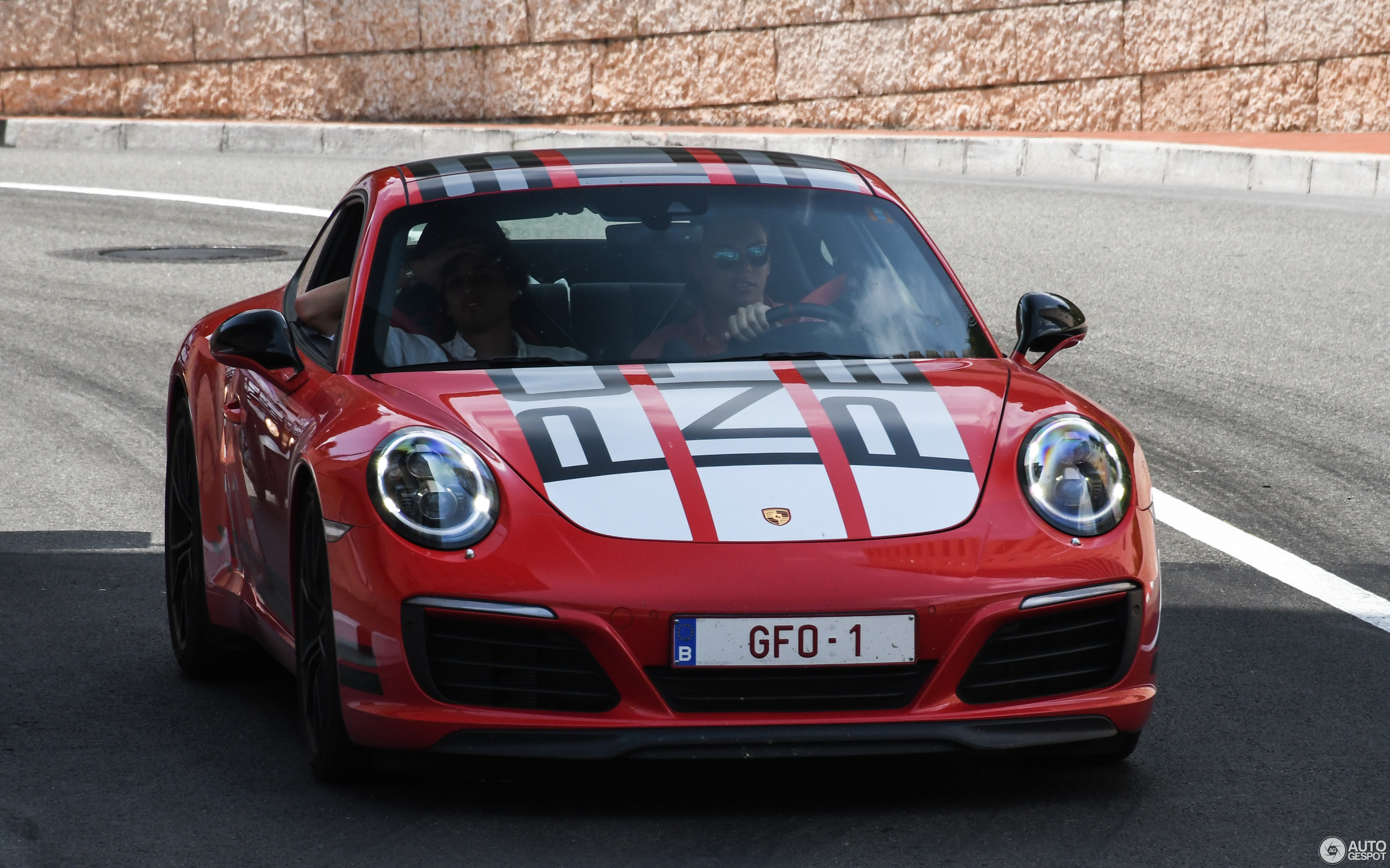 Porsche 991 Carrera S MkII Endurance Racing Edition