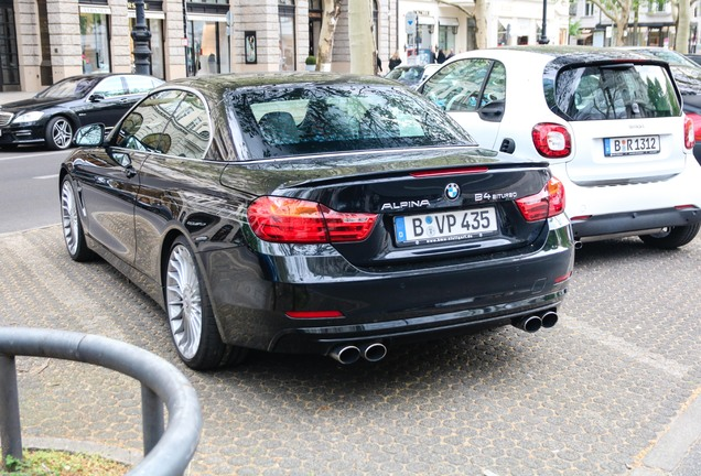 Alpina B4 Bi-Turbo Cabriolet