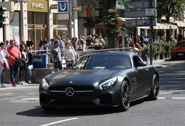 Mercedes-AMG GT S C190 Edition 1