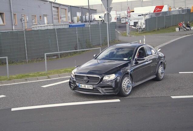 Mercedes-Benz C-Klasse Mule