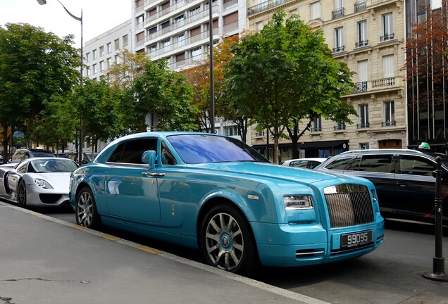 Rolls-Royce Phantom Coupe Series II Ghawwass Edition