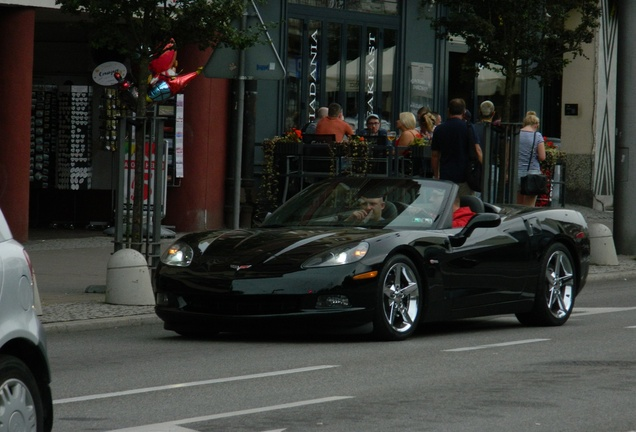 Chevrolet Corvette C6 Convertible