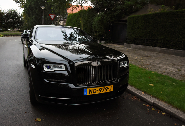 Rolls-Royce Wraith Black Badge
