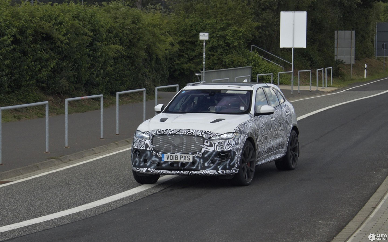 Jaguar F-Pace SVR 2020
