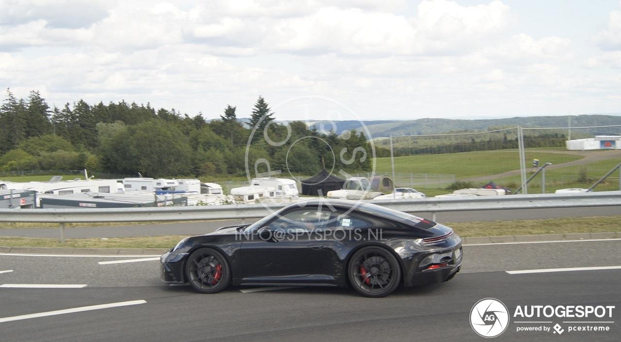 Porsche 992 gt3 touring