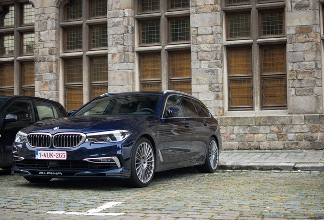 Alpina B5 Biturbo Touring 2017