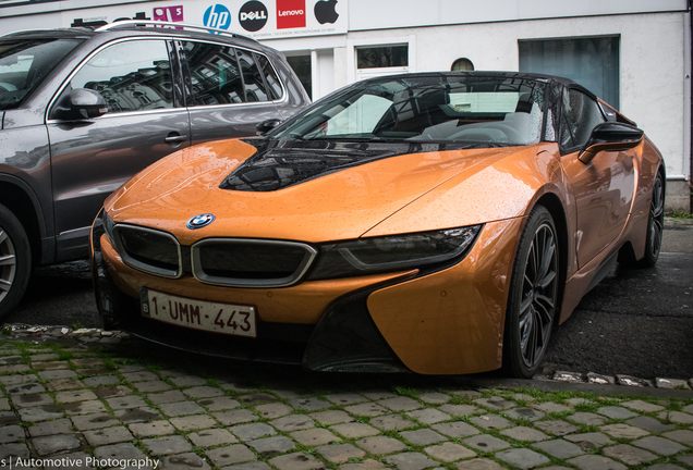 BMW i8 Roadster First Edition