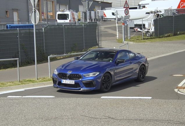 BMW M8 G15 Coupé Competition